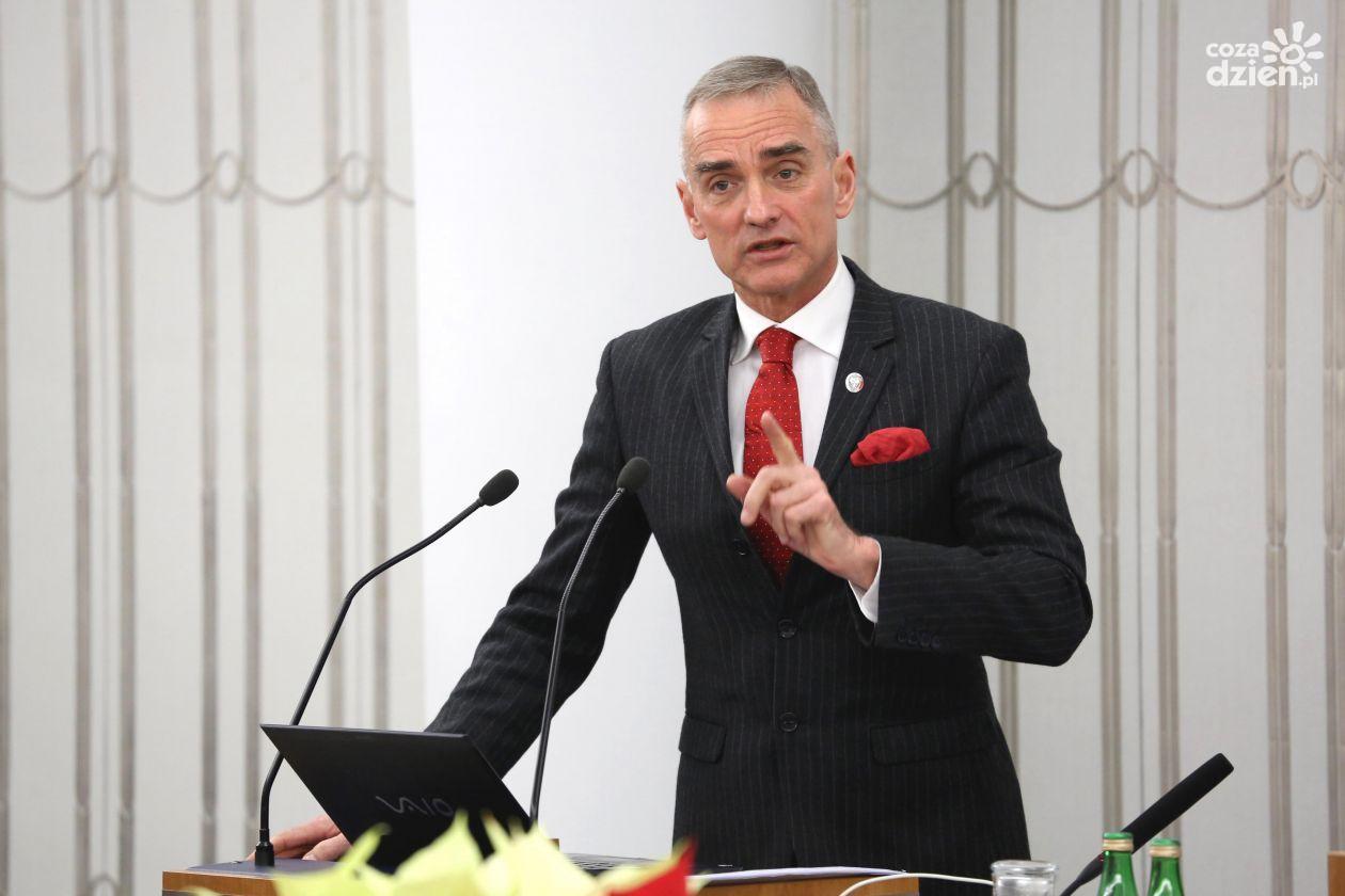 Senator Jan Maria Jackowski: Nie obawiam się żółtej kartki od Prawa i Sprawiedliwości